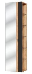 CAPRI COSMOS 803 Słupek wysoki z lustrem 2D 35 cm