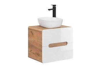 Szafka nastawna z umywalką 60 cm Aruba