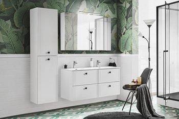 Zestaw mebli łazienkowych 120 cm Havana White