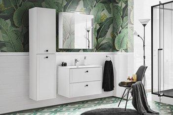 Zestaw mebli łazienkowych 80 cm Havana White