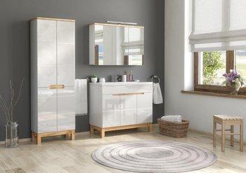 Zestaw mebli łazienkowych Bali biały 100 cm