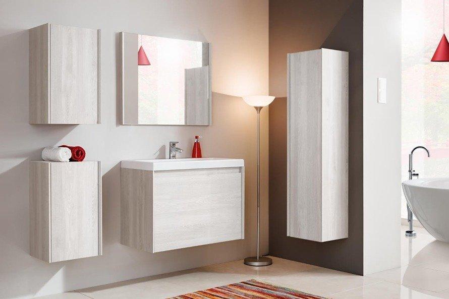 Lustro łazienkowe 80 cm Jenny Sosna