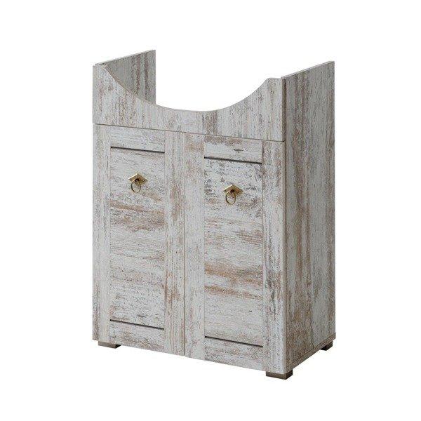Prowansalska szafka pod umywalkę 65cm Prowansja