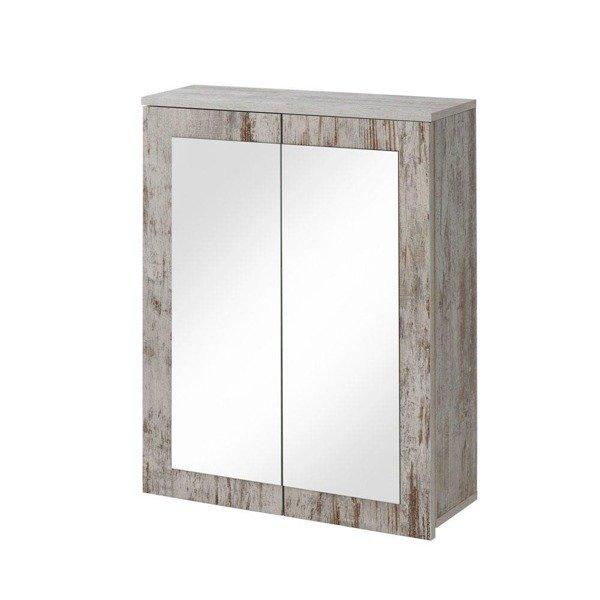 Prowansalska szafka z lustrem 65cm