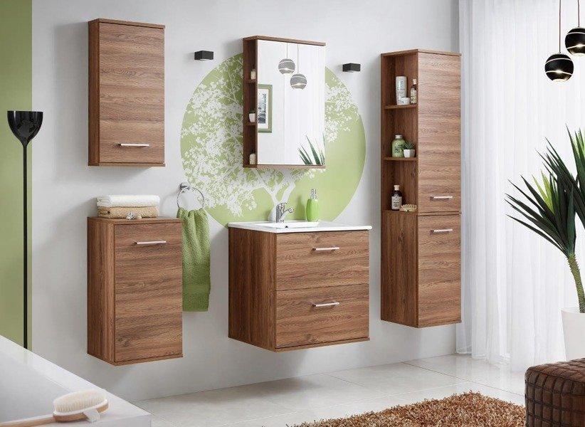 Szafka łazienkowa pod umywalkę 60 cm Harmony