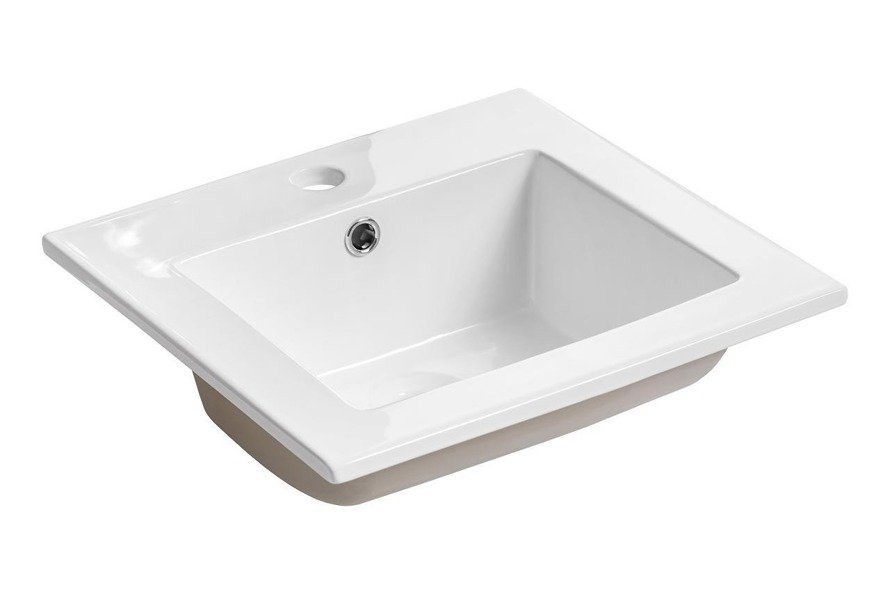 Szafka z umywalką 40 cm z szufladami Aruba