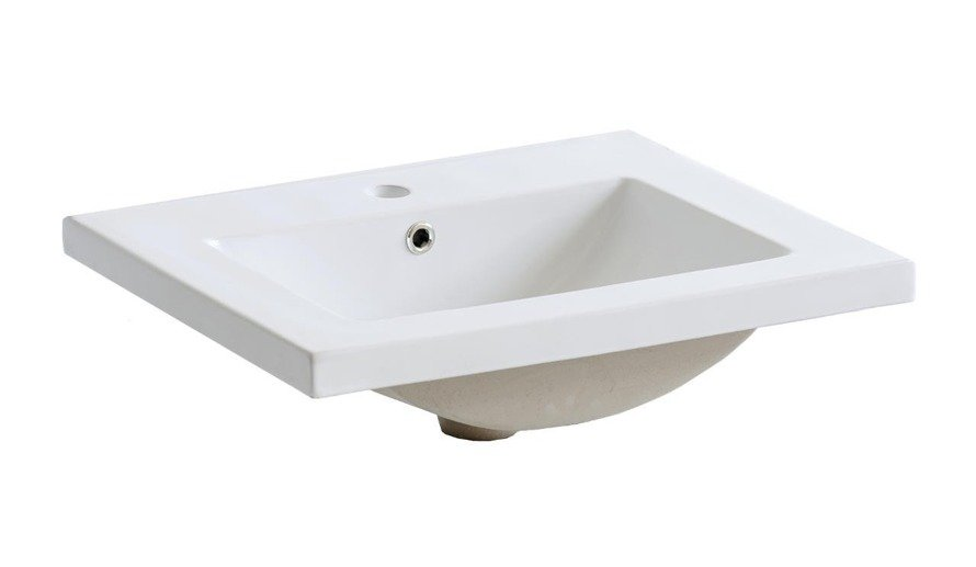 Umywalka ceramiczna 60 cm CFP9060