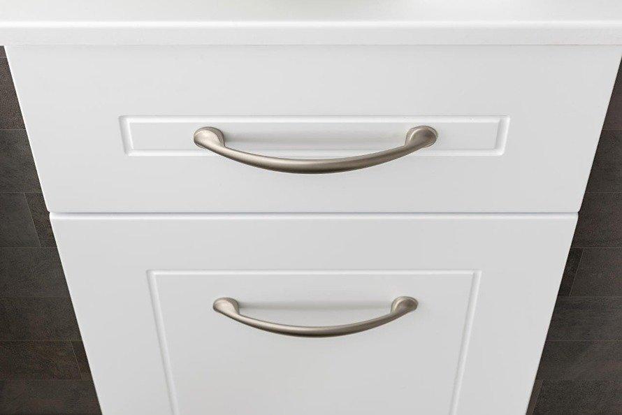 Wisząca szafka łazienkowa Sophia biała