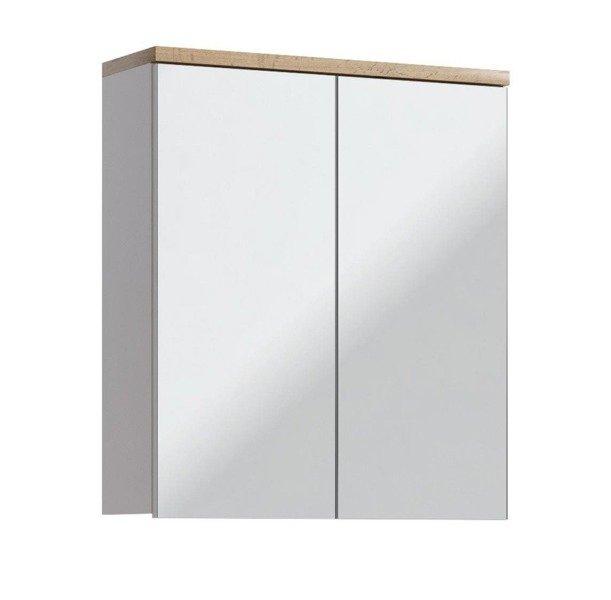 Zestaw mebli łazienkowych Bali Biały 60 cm